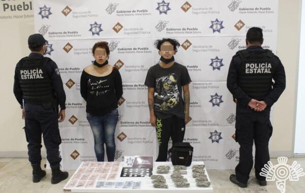 """Detienen a dos narcomenudistas de """"Los Michoacanos"""""""