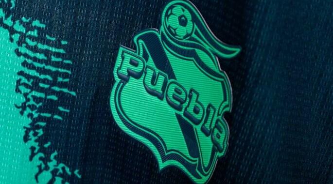 Club Puebla luce nuevo Jersey para el 2020