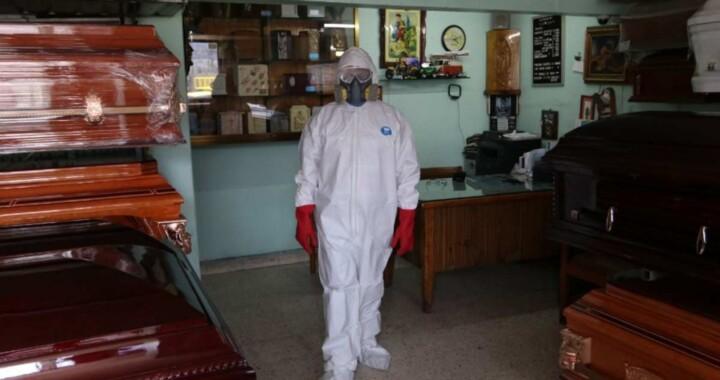 Se dispara demanda de oxígeno, féretros, urnas e incineraciones ante pandemia