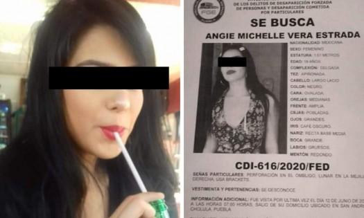 FGR resuelve feminicidio de Angie Michelle, detienen a 6