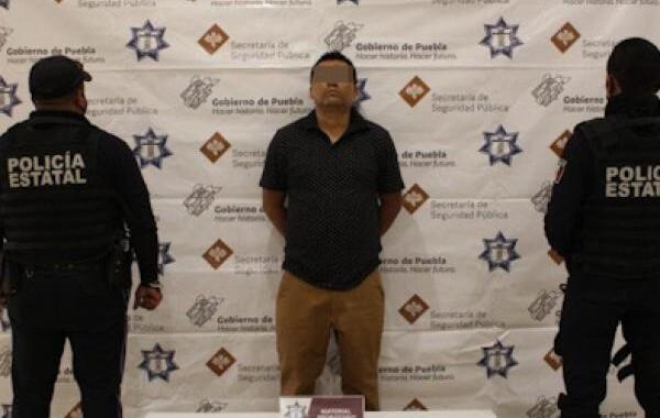 """Capturan a presunto narcovendedor de """"La Tita"""""""