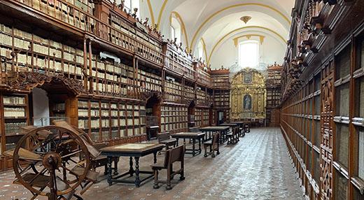 Biblioteca Palafoxiana cumple 15 años como parte del registro de la memoria del mundo