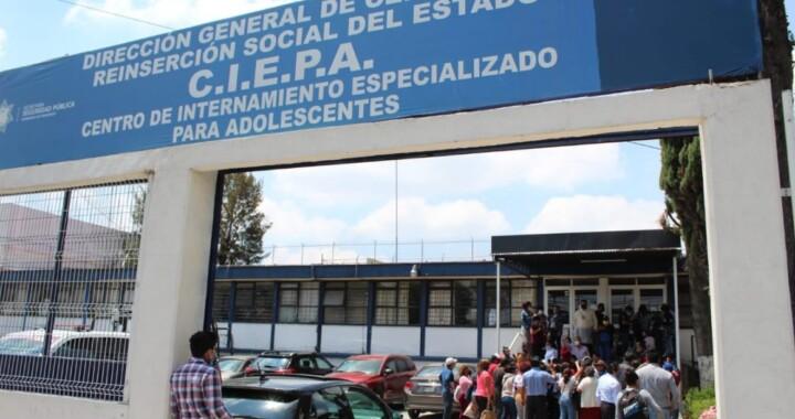 Atiende Gobierno del Estado a 109 personas privadas de la libertad con COVID-19: Méndez Márquez