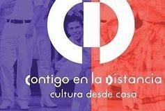 """""""Contigo a distancia"""" nueva plataforma de cultura digital"""
