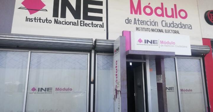 Habrá reapertura gradual de módulos de atención ciudadana del INE