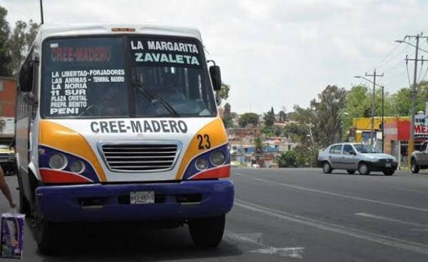 Asaltan ruta CREE-Madero en Puebla, mientras se realizaba operativo