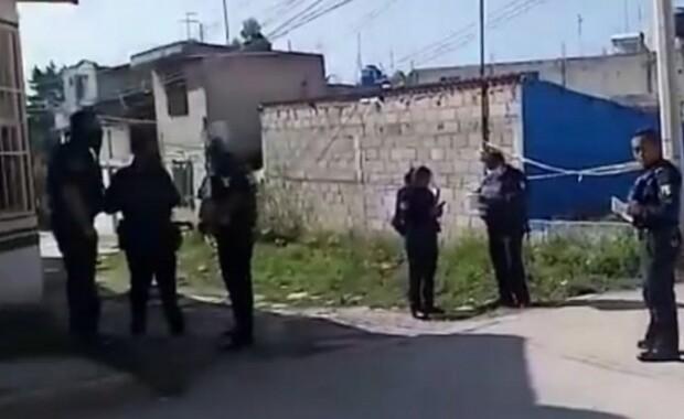 Asesinan de dos puñaladas a un hombre de 59 años en calles de San Pablo Xochimehuacan