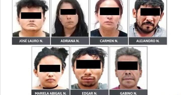 Vinculan a proceso presuntos integrantes de banda delictiva