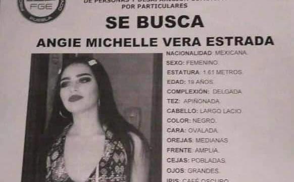 Encuentran sin vida, en Texmelucan, a Angie Michelle, feminicidio 66
