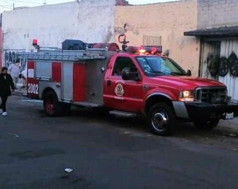 La colonia Maravillas protagonizó incendio donde un menor resultó herido