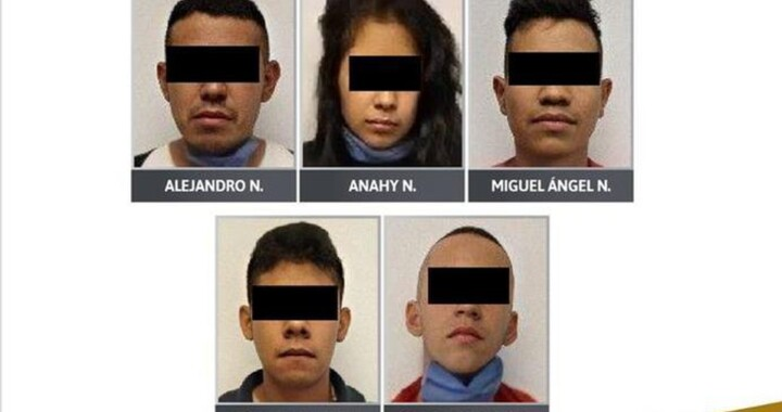 "Vinculan a proceso a cinco presuntos miembros de ""La Unión de Tepito"""