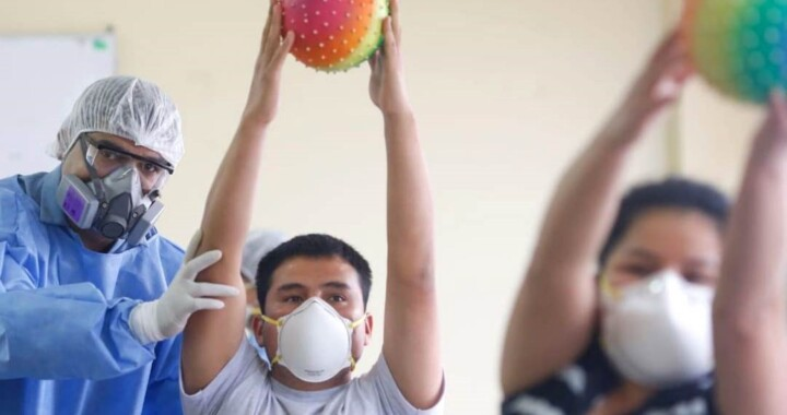 Profesionales por la salud serán capacitados en el CRIT en terapia pulmonar