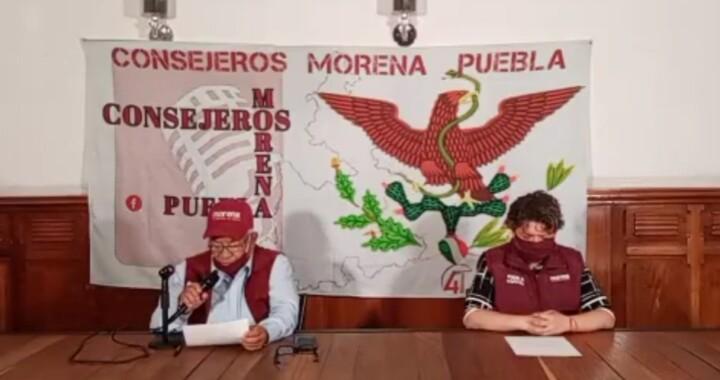 Consejeros de Morena llaman a mantener la unidad