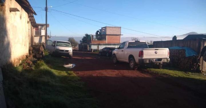 Emboscada en Chignahuapan deja un policía muerto y seis lesionados