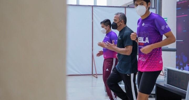 """Quinta fecha del circuito virtual """"Recorre Puebla 2020"""" suma a más simpatizantes"""