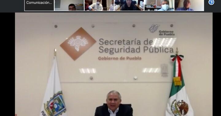 Acuerdan SDR y SSP agenda coordinada para reducir robo de ganado