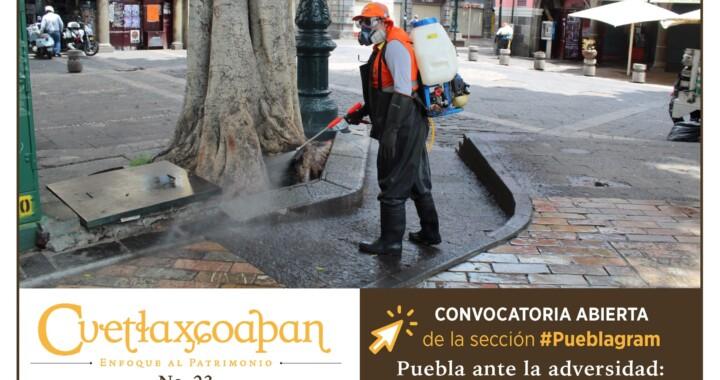 Lanzan convocatoria fotográfica #Pueblagram