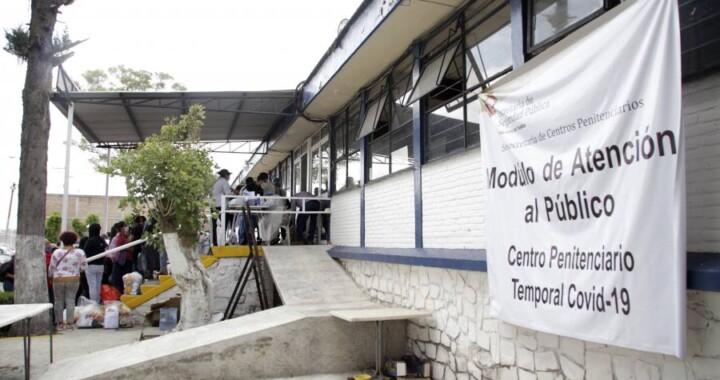 Mantiene CIPEPA atención médica a internos con Covid-19