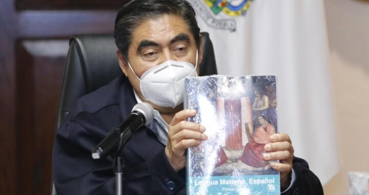 Comienza la entrega de libros de texto gratuito en Puebla
