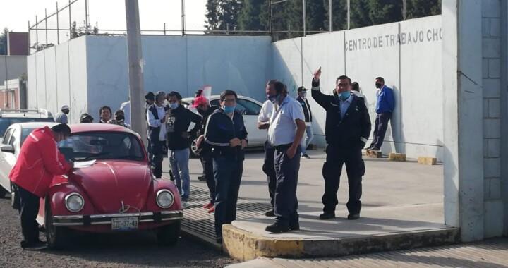 Trabajadores de Telmex hacen paro nacional; exigen cambio en esquema de jubilación