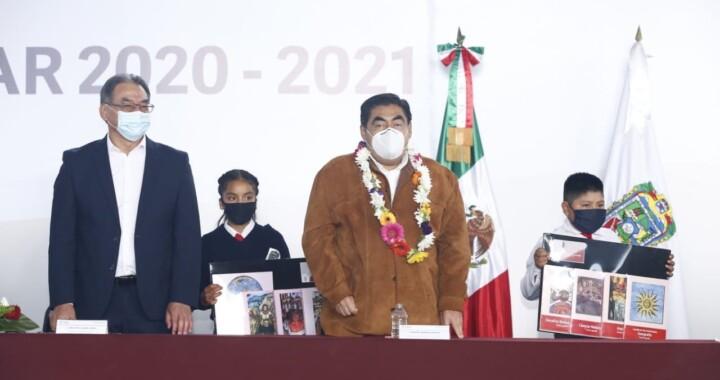 Barbosa Huerta inaugura ciclo escolar 2020-2021