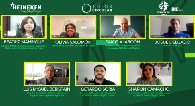 Gobierno promueve economía circular en favor del medio ambiente