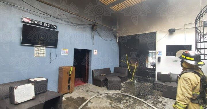Se incendia restaurante en Analco