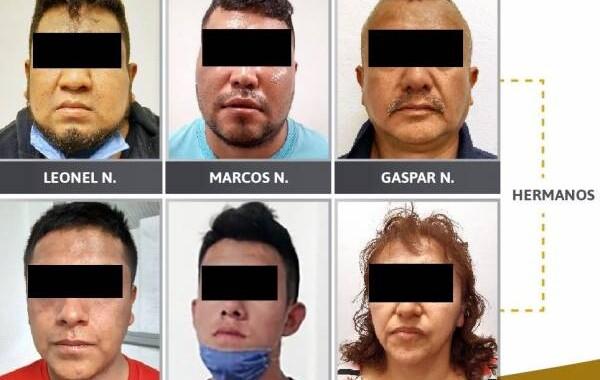 Vinculados a proceso secuestradores del general y de un migrante