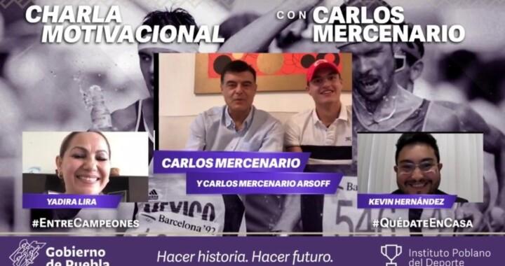 """""""Ser más allá del tener"""": Carlos Mercenario"""