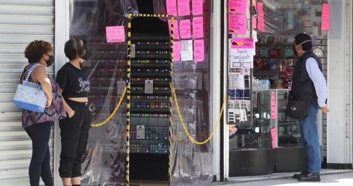 Reapertura económica en Puebla podría ser el 7 de agosto