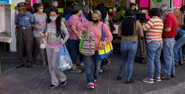 Canaco Puebla esta en desacuerdo con sanciones por no usar cubrebocas