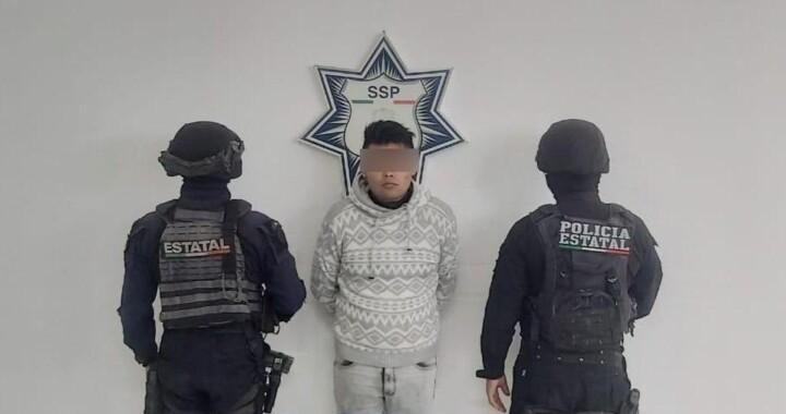 """Detienen a presunto distribuidor de droga de """"El Croquis"""" y """"El Chupón"""""""