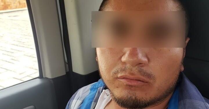 """Capturan a """"El Lonche"""" presunto homicida de policía en Ahuatempan"""