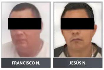 Vinculados a proceso dos hermanos narcomenudistas de la Sierra Norte