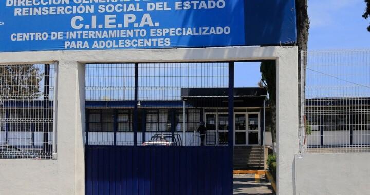 Gobierno del Estado atiende  a 44 internos en el CIEPA
