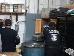 SSP Puebla realiza operativo de revisión en penal de Cholula