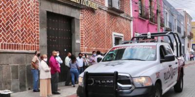 Gobierno le quita al PRI los edificios de la CNC y CNOP