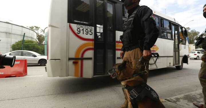 Seguridad e higiene serán reforzadas en transporte público