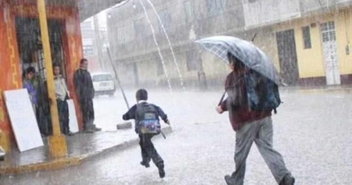 Pronostican lluvias en Puebla