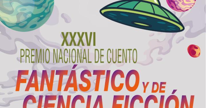 """Invita Cultura a """"Premio Nacional de Cuento Fantástico y Ciencia Ficción"""""""