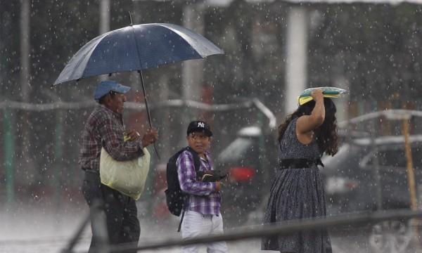 Prevén lluvias torrenciales en Puebla