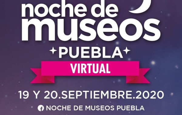 """Novena edición de la """"Noche de museos virtual 2020"""""""