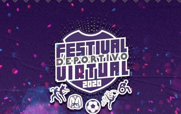 """Todo listo para el """"Festival Deportivo Virtual 2020"""""""