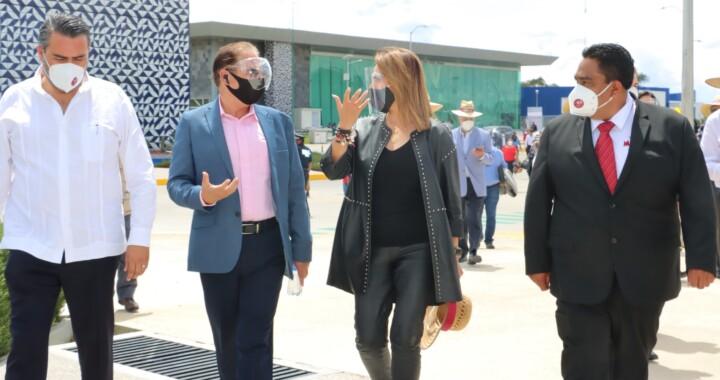 Ciudad Modelo, una oportunidad para la inversión en Puebla: Olivia Salomón