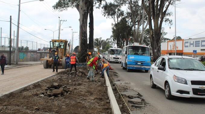 Avenida Xonaca será circuito de movilidad incluyente