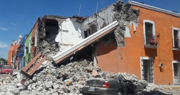 Alrededor de 60% de inmuebles con daños por sismo de 2017 aún no son reparados