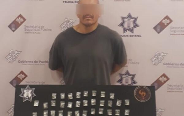 """Capturan a presunto integrante de la banda """"El Cartel de San Diego Chalma"""""""