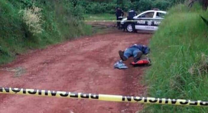 Encuentran cadáver con disparo en la cabeza en Chignahuapan