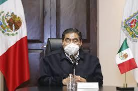 Barbosa Huerta pide a los poblanos no bajar la guardia ante el coronavirus