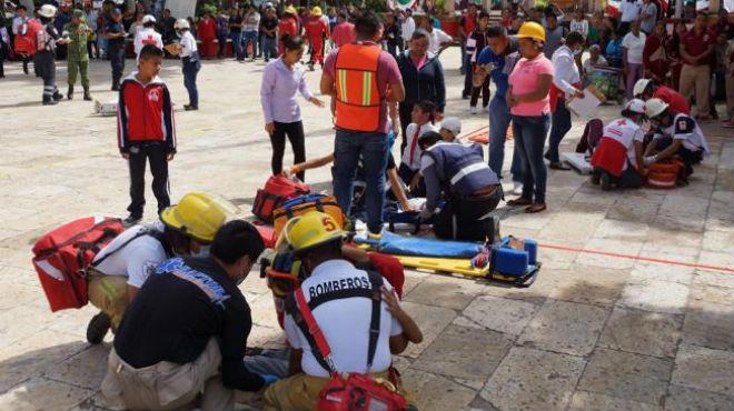 Se suspende macrosimulacro del 19 de septiembre en Puebla